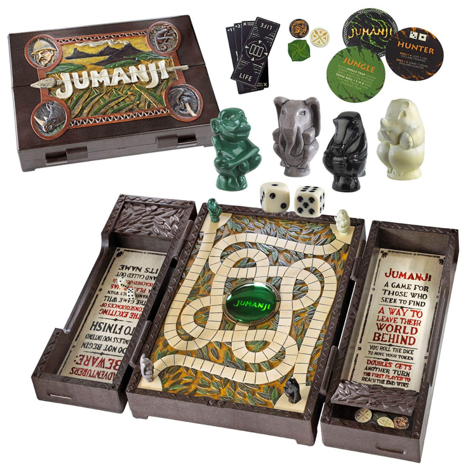 Jumanji Collector Board Game Replica in 2020 Jumanji