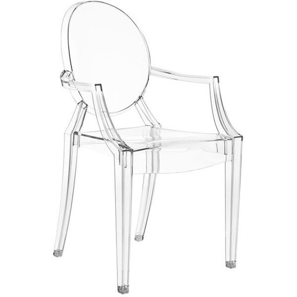 Kartell Loulou Ghost Children S Chair Crystal Louis Ghost Chair Ghost Armchair Ghost Chair
