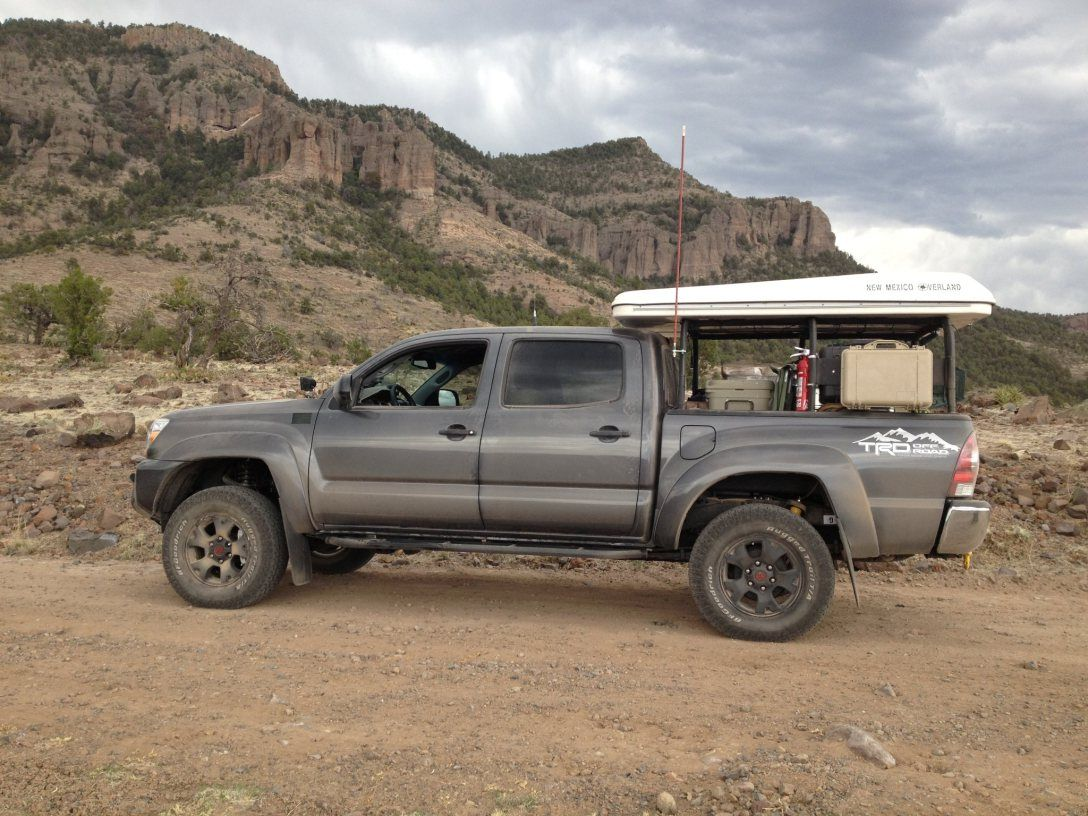 The Ultimate Expedition Rig truck, Toyota