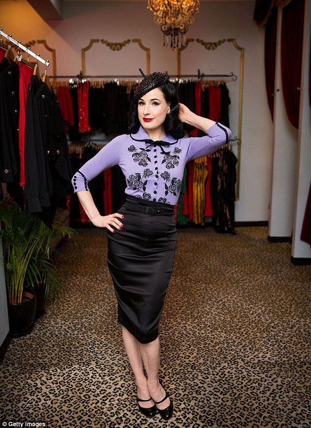 a73047059bd6 Dita Von Teese is currently in Australia for her Strip Strip Hooray! burlesque  tour