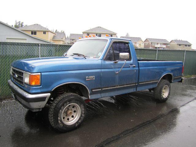 1990 Ford F 150 Ford Trucks Diesel Trucks Trucks