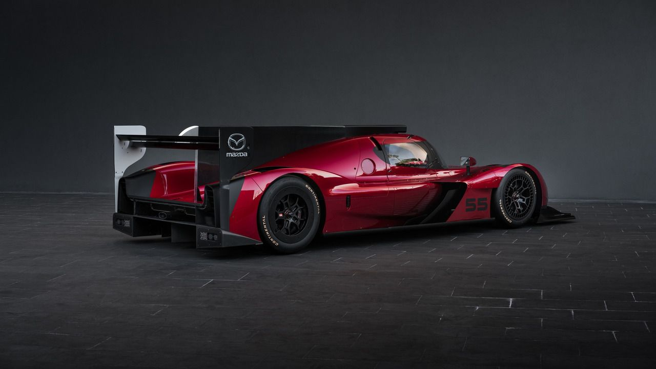 Mazda RT24P New sports cars, Sports car, Mazda