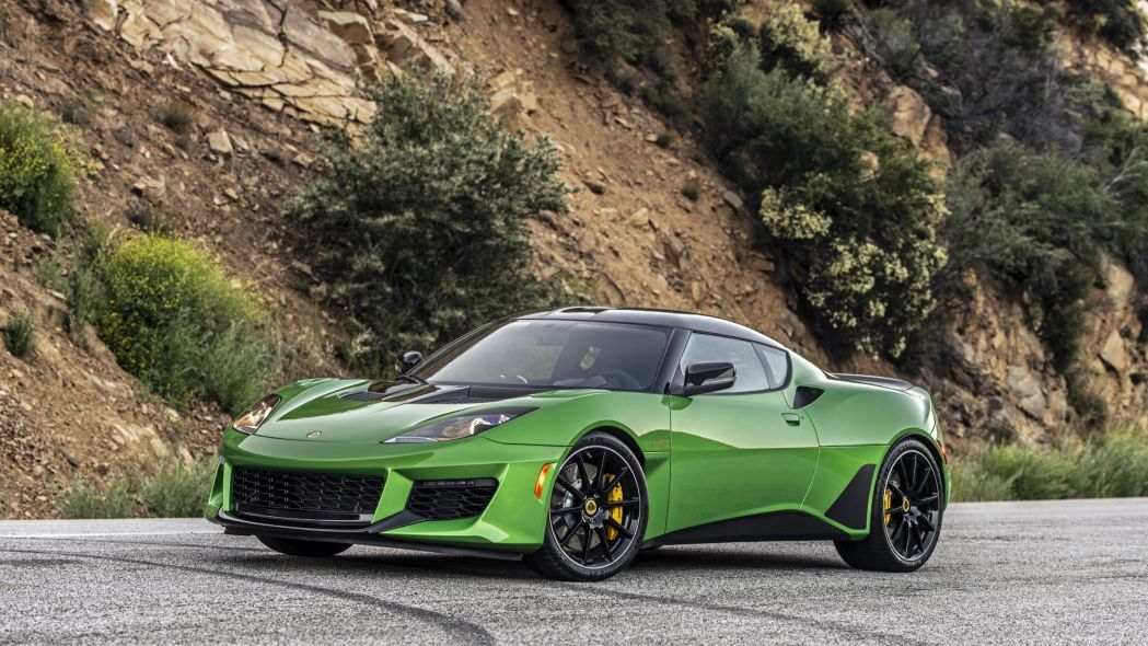2020 Lotus Evora GT Gallery Pictures, Photos, Wallpapers