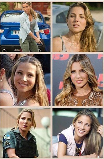 Elena Fast And Furious : elena, furious, Pataky, Elena, Pataky,, Flair,, Furious