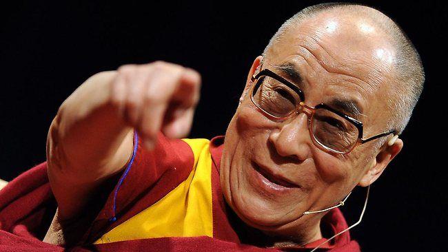 Varias frases de felicidad del dalai lama