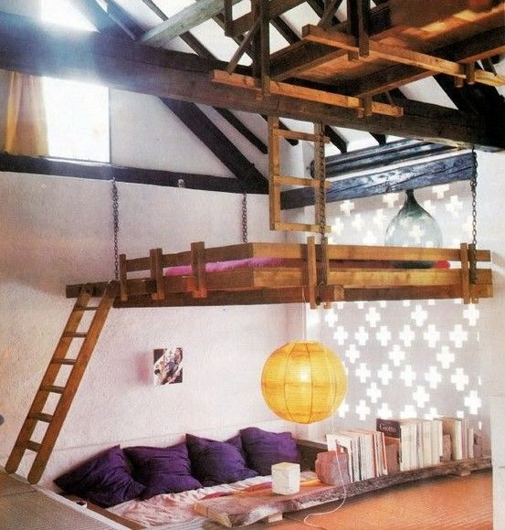Cute Bunk Bed Ideas cool bunk bedsi feel like these kind of beds would be built in