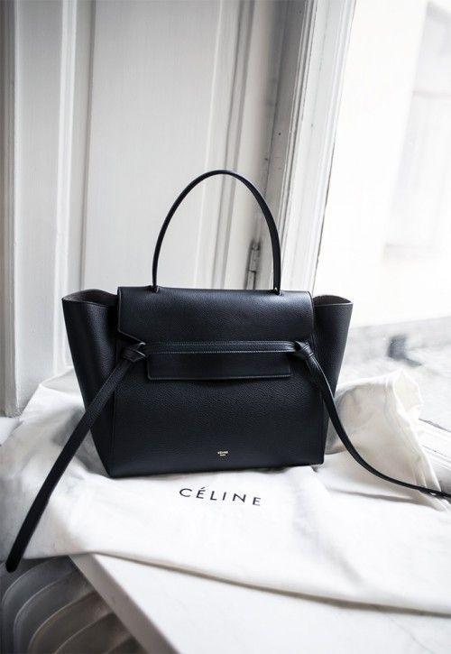 Céline Navy Belt Knot Tote Bag Is Celine The New Louis