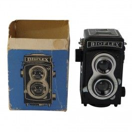 Bioflex Twin Lens Reflex Camera | Our price: $75 | Sale ends 9/12