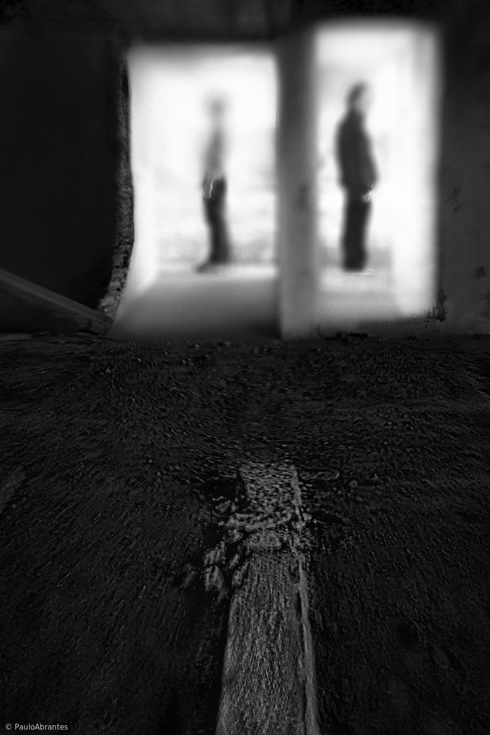 Disintegration Anxiety by Paulo Abrantes