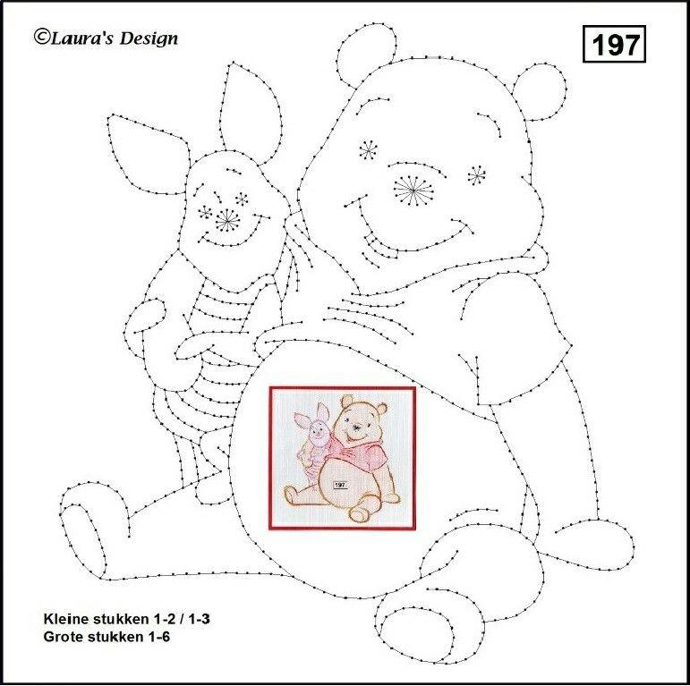 Free pattern Laura\'s design   Patronen   Pinterest - Bordado en hilo ...