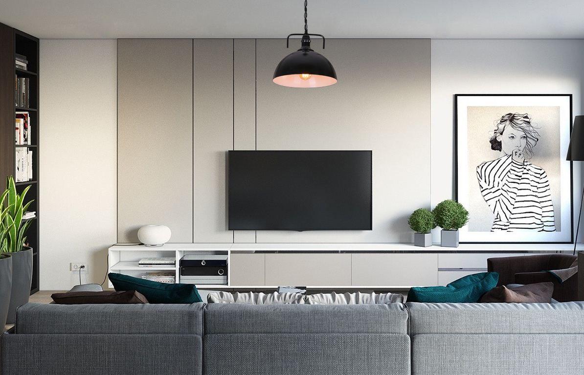 Project all white studio apartment perianth interior design new - Calming Blues Enhance This Space An Interior Design Tribute To Blue Interior Pinterest Interiors Top Interior Designers And Room Interior