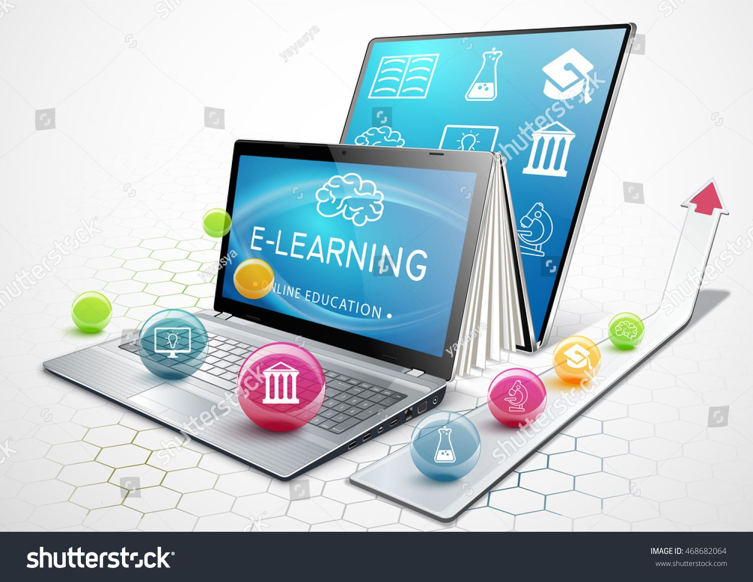 Download Our Professionally Designed Online Education Ppt