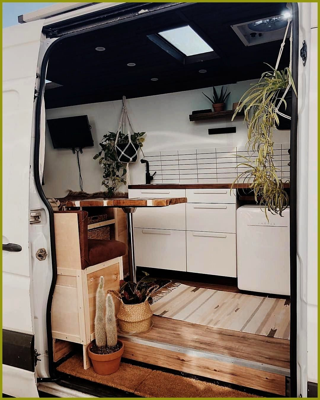 The Van on Instagram This is the van interior officially completed The only thing missing is the queen mattress in the back In total this van build took This is the van i...