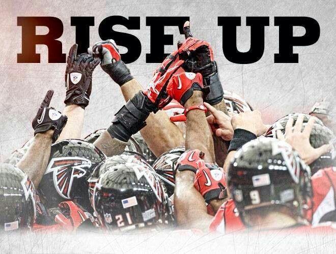 Mosaic Lets Fans Become A Part Of History Atlanta Falcons Football Atlanta Falcons Memes Falcons Rise Up