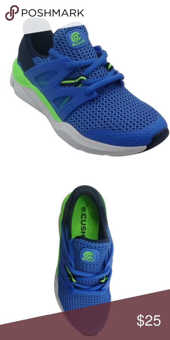16f4fc8fcfffaa C9 Champion Flare Cushion Fit Performance Shoes Boys size 1. Brand new with  tags! Champion Shoes Sneakers