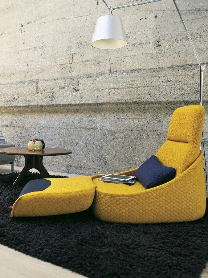 Coalesse @iSaloni #milandesignweek #mdw13 #colour #yellow #interiors