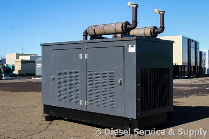 Generac 40 Kw Used Generator Sets Natural Gas Generator Gas Generator Industrial Generators