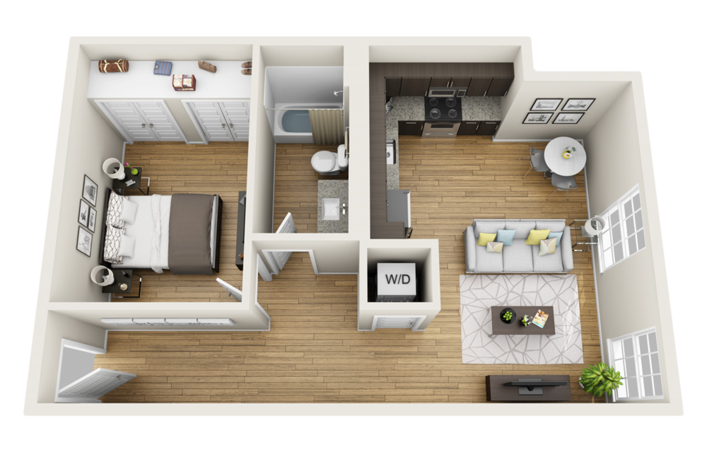 Image result for apartment bedroom