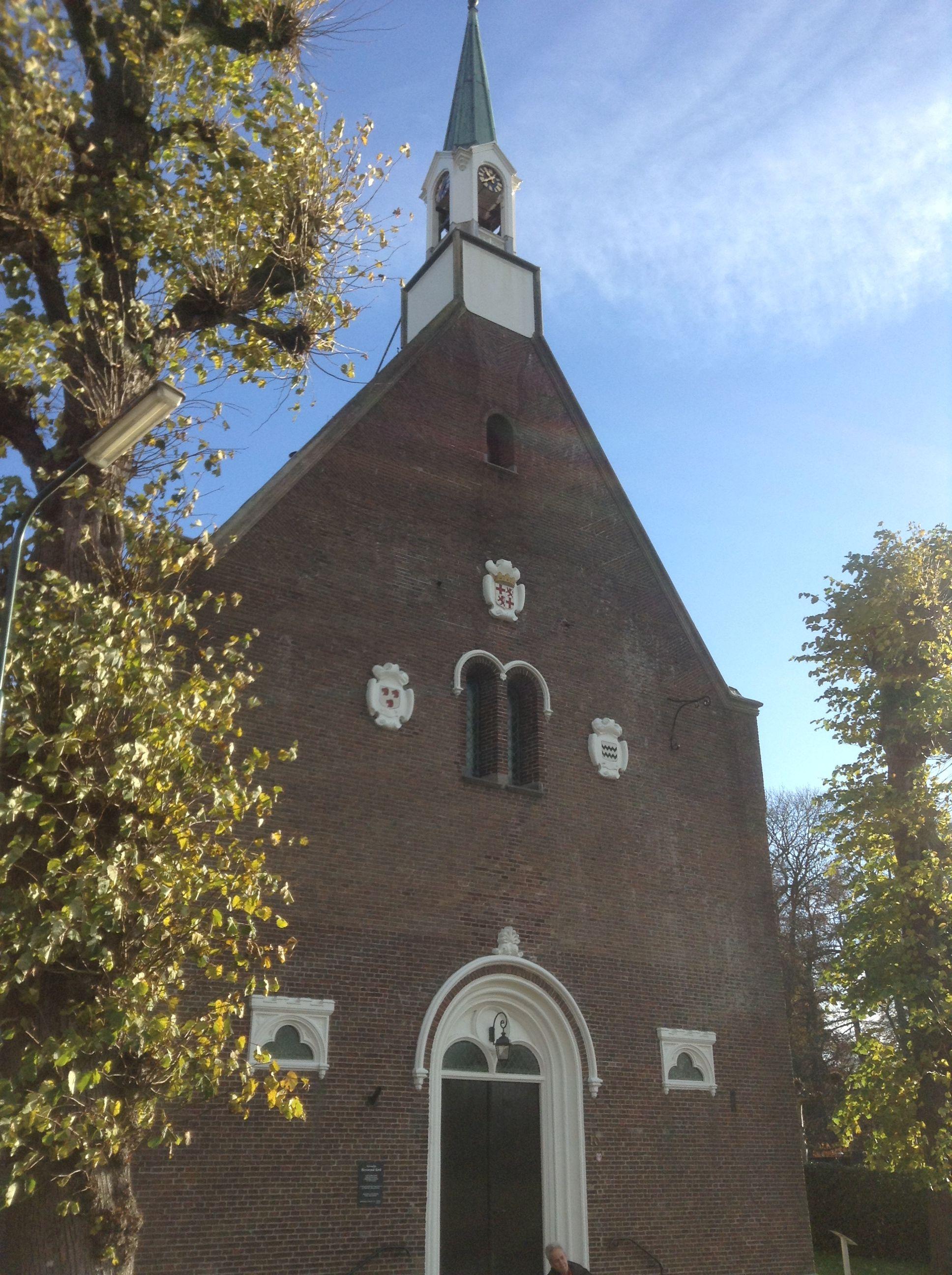 Prachtig kerkje in Oud Zuilen #Utrechtpad #wandelen