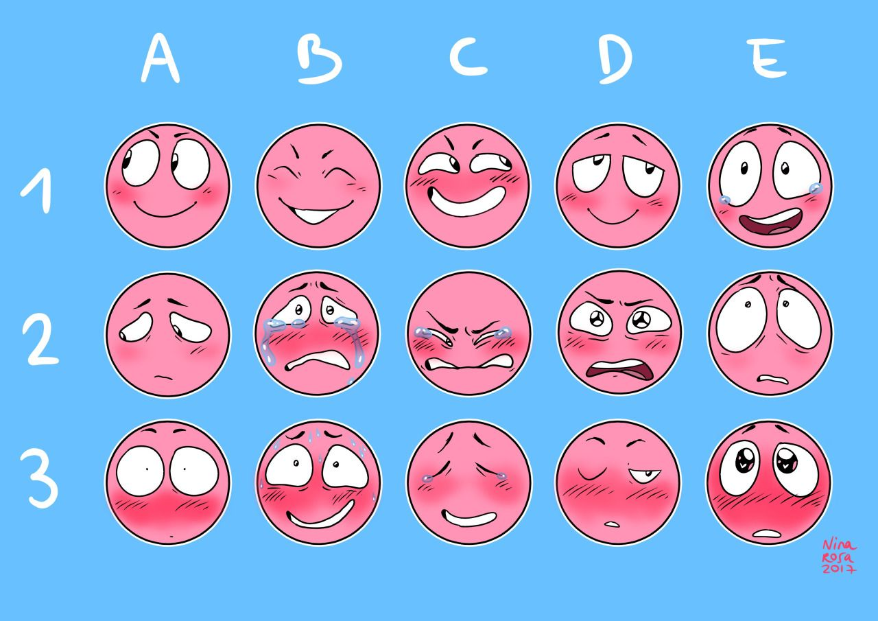 My Own Expression Meme Give Me A Character And An