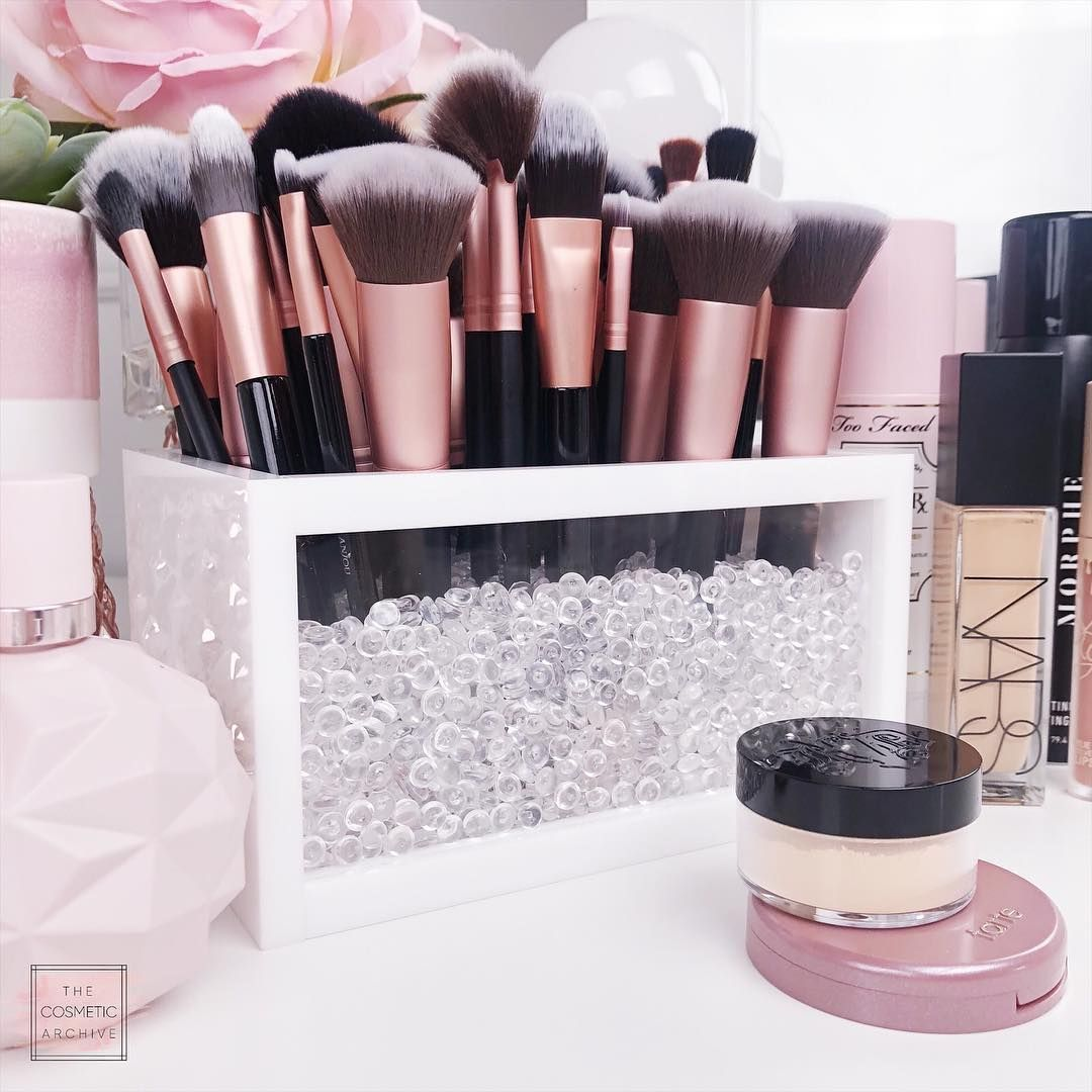Makeup Brush Holder Makeup Sponge Holder Makeup