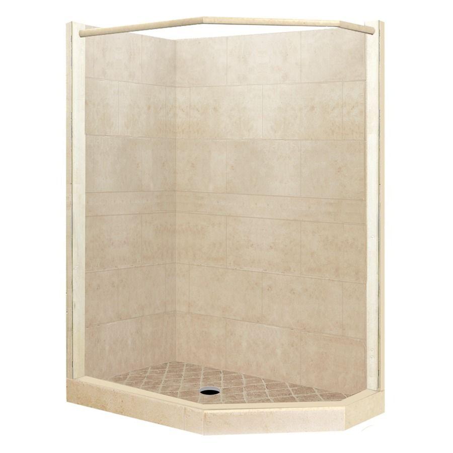 American bath factory sonoma sistine stone wall stone composite