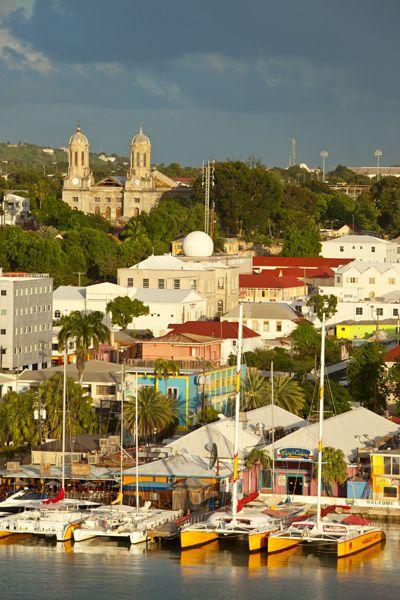 St. Johns, Antigua, West Indies    #Antigua #Travel #Caribbean