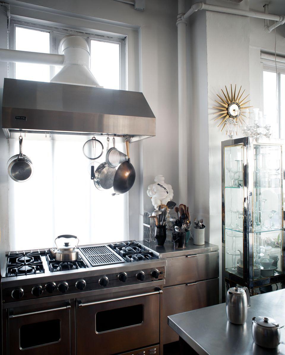 Open loft bedroom ideas  Fra fabrik til luksuriøst loft i New York  Boligmagasinet