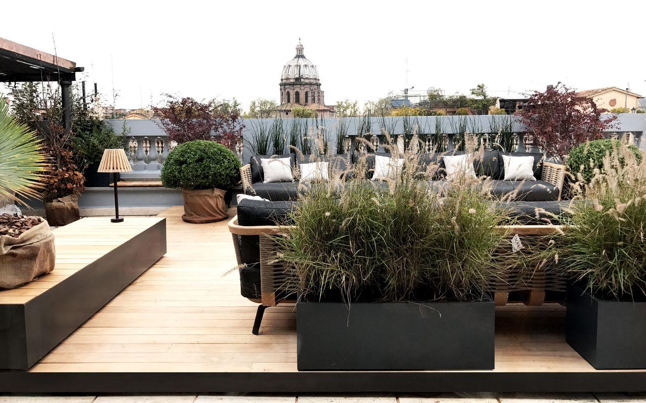 Una Terrazza Romana | Roma – Bicuadro Architetti | Residential ...