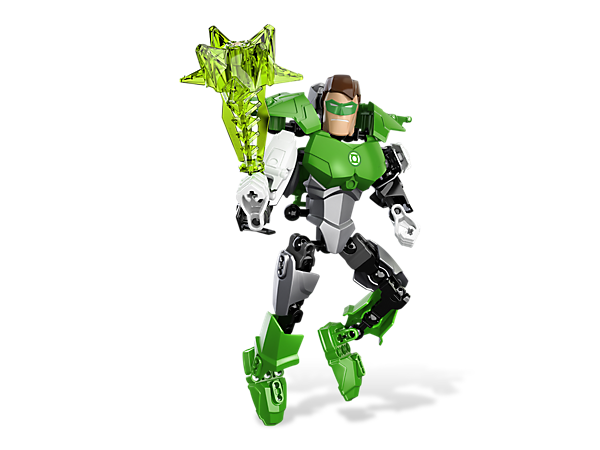 Protect The Galaxy With Lego Green Lantern Oliver Lego Super Heroes Lego Dc Green Lantern