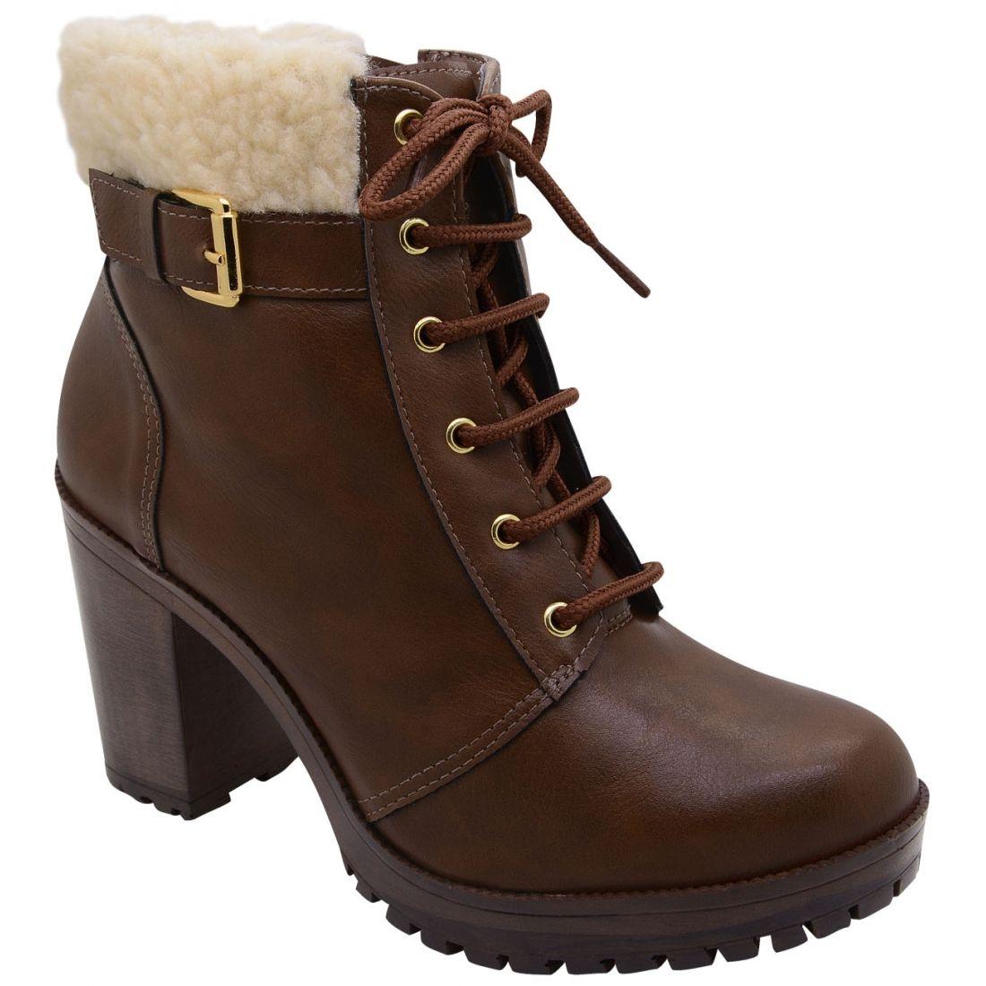 78ce18b2d49ba Bota em sintetico 15-5803 CASTOR   Sapatos ♡   Pinterest   Marte ...