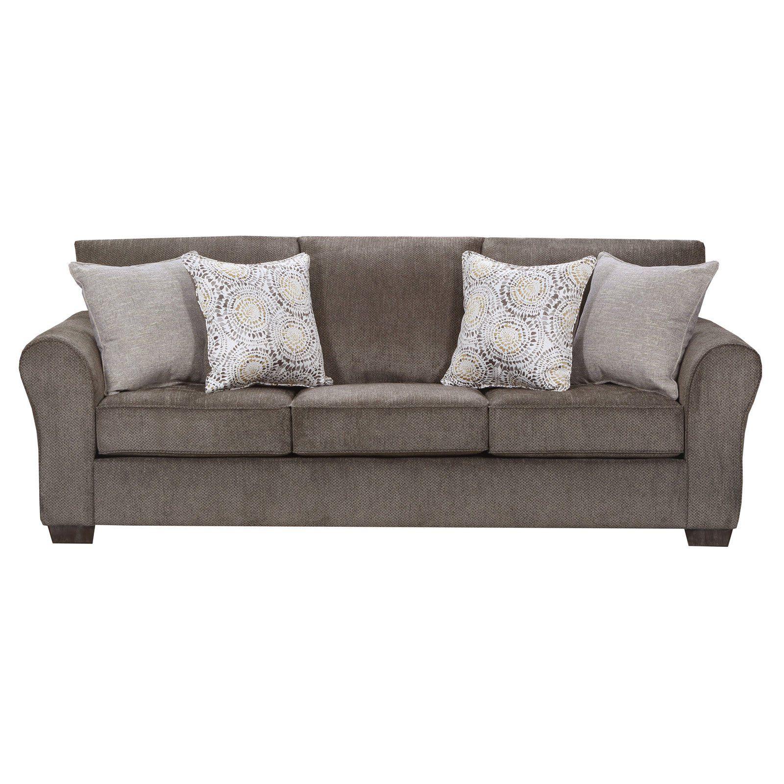 Simmons Upholstery Harlow Queen Sleeper Sofa Upholstery