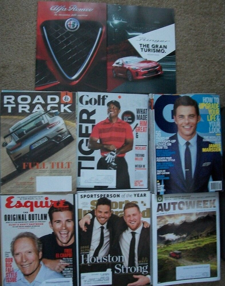 2019 Small Business Saturday Advertising Ideas GQ Esquire Golf Digest Sports Illustrated Autoweek Road & Track
