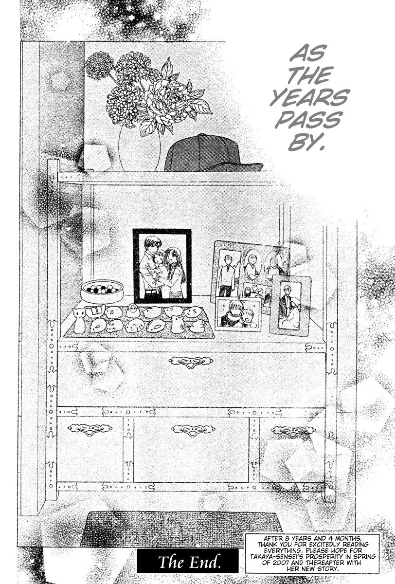 Read manga Fruits Basket 136 online in high quality