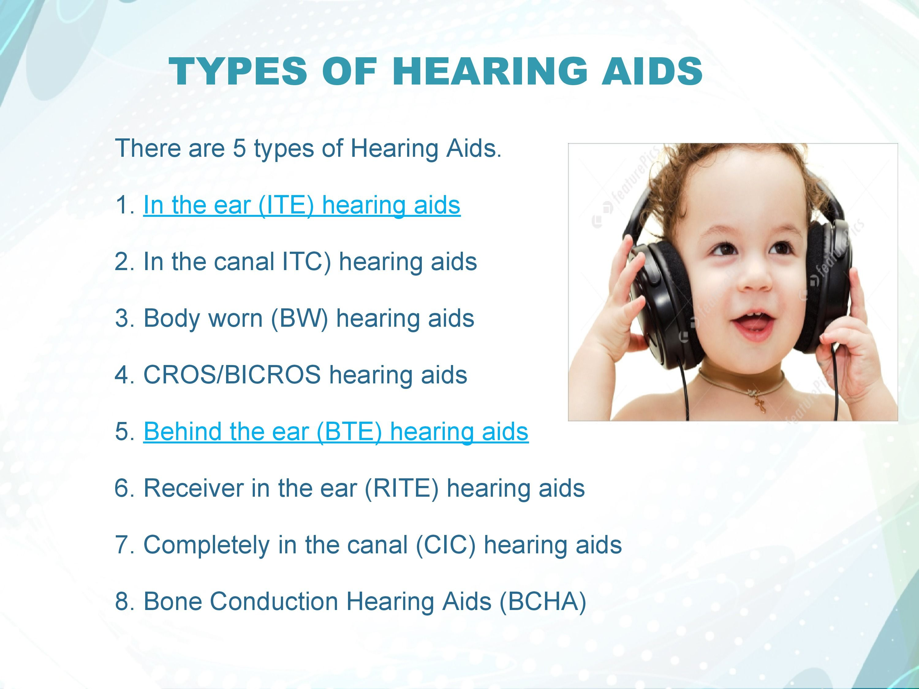Hearing loss problem occurs due to the high volume and