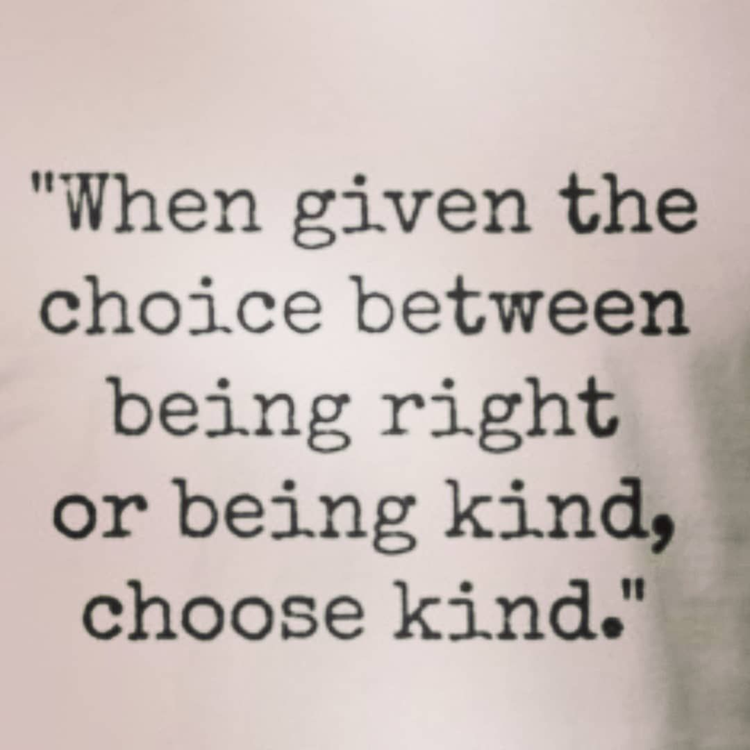 Tuesdaythoughts Choosekindness Is Always Part Of Our