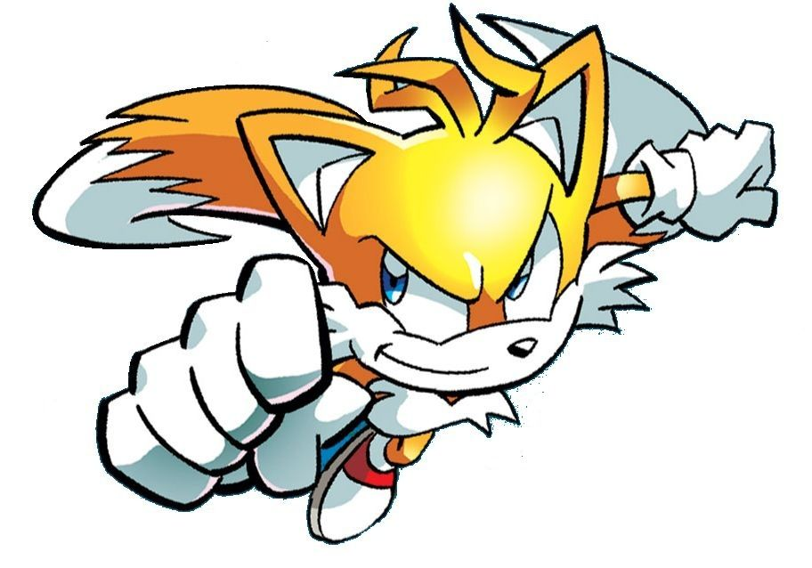 Miles Tails Prower Sonic Art Hedgehog Drawing Sonic Generations