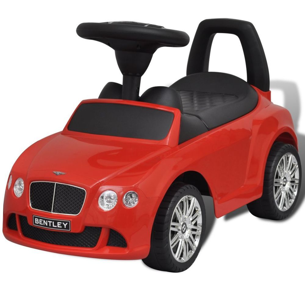 kids pedal car pedal go cart ride on car push along car foot powered red