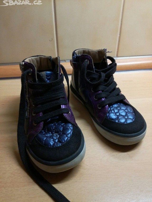 797648f76 Dětské boty Geox ,téměř nenošené . Vel.27 - obrázek číslo 1 | Děti ...