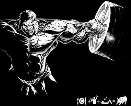 Gym Hulk Bodybuilding Wallpaper Novocom Top Hulk cartoon bodybuilder 4k wallpaper