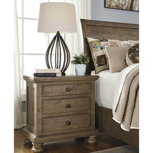 Milan Direct 3 Drawer Trishley Bedside Table Oak Bedroom Furniture Oak Bedroom Furniture Sets