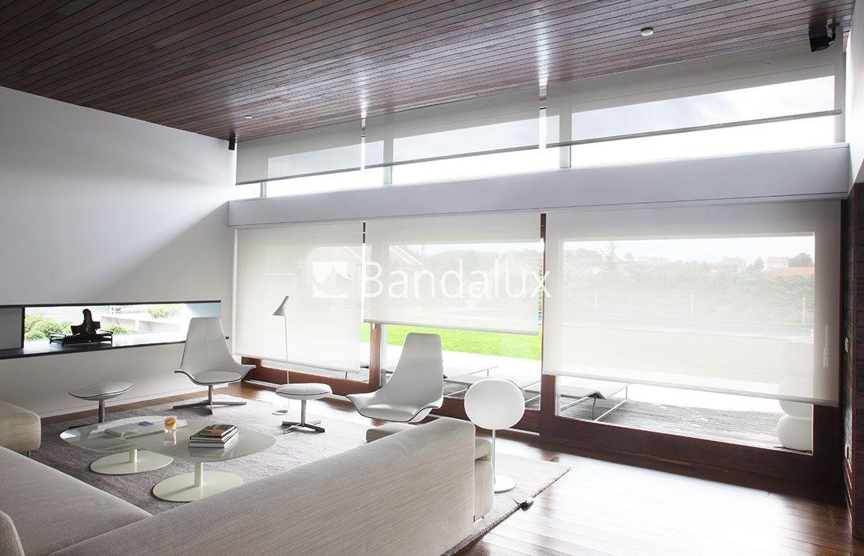 Fotos de cortinas y estores bandalux cortina pinterest - Fotos de estores ...