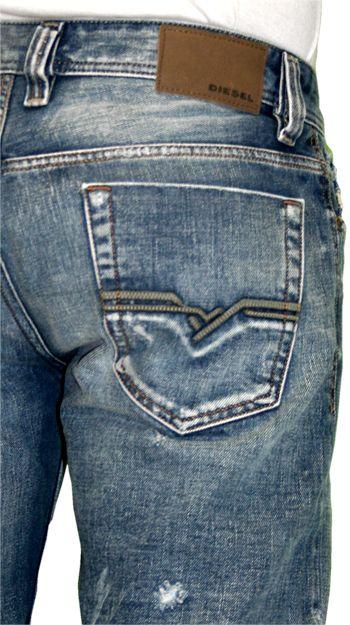 What Diesel Are You Wearing Today Pantalones De Caballeros Pantalones De Hombre Jeans Para Hombre