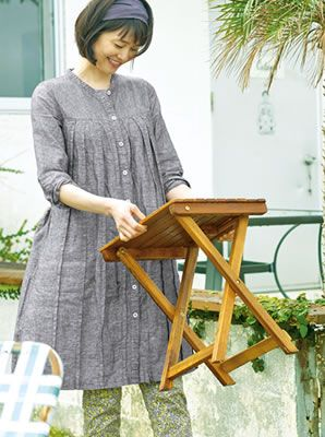 Sunny clouds Summer 2015 LOOK BOOK |フェリシモ