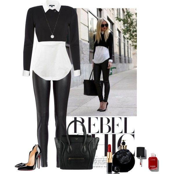 #169 by laurettered on Polyvore featuring moda, River Island, Lela Rose, Uniqlo, HUGO, Christian Louboutin, Valentino, Chanel and WardrobeStaples