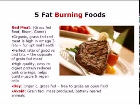 cla natural fat burning effect