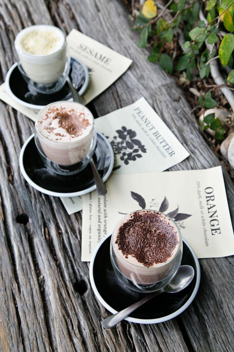 Food Photography Brisbane: Hot Chocolate, Bunker Coffee, Milton Brisbane Food