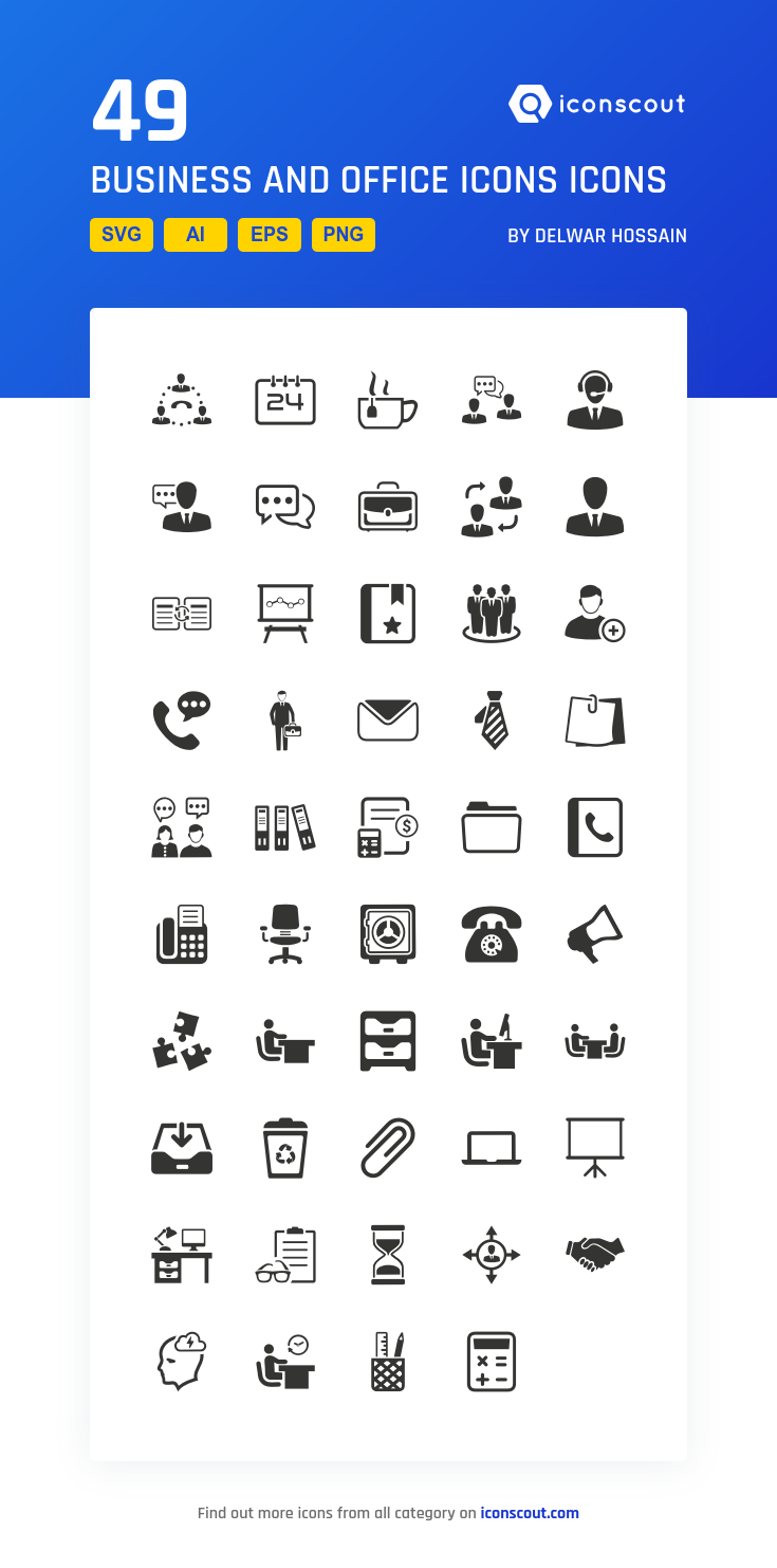 Download Business And Office Icons Icon Pack Available In Svg Png Eps Ai Icon Fonts Icon Pack Space Icons Wedding Icon