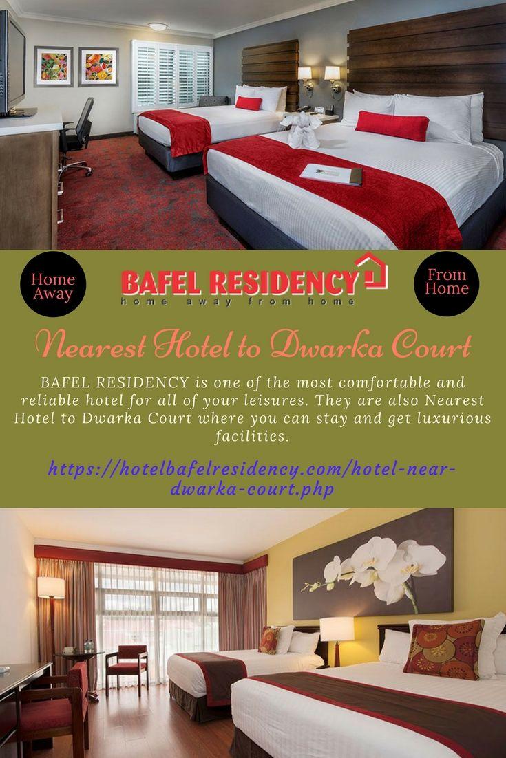Nearest Hotel To Dwarka Court Get Great Deals On Hotels In Bafel Residency When You Book Last Minute Offers