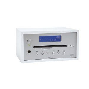 Tivoli Audio CD-Player weiß/silber . 349 Euro
